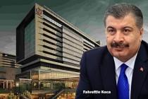 Bakan Koca, Başakşehir Hastanesinin Açılış Tarihini Duyurdu