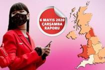 İngiltere'de Koronavirüs Ölümleri 30 Bin Sınırını Aştı