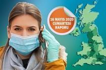 İngiltere'de Ölüm Rakamı 34 Bin 466'ya Ulaştı