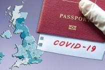 İngiltere'de 'Koronavirüs Pasaportu' Hazırlığı