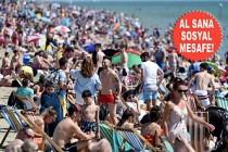 İngiltere'de 'Sürü Bağışıklık' Kazanıyor!