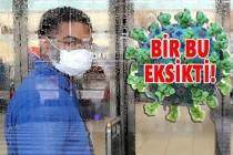 Koronavirüsün Havada Asılı Kalabildiği Ortaya Çıktı!