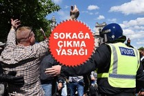 İngiltere'de Aşırı Sağcılar Polise Saldırdı