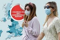 İngiltere'de Koronavirüsten Bugün 324 Kişi Öldü