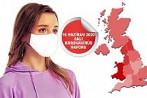 İngiltere'de Ölümler Yine Yüzlü Rakamlara Yükseldi