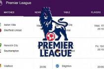 İngiltere Premier Lig Fikstürü Açıklandı