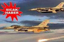 Irak'ın Kuzeyine Pençe-Kartal Harekatı