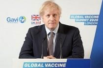 """Boris Johnson'dan, """"Küresel Sağlık İş Birliği"""" Çağrısı"""