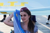 Kırım Tatar Milli Bayrak Günü Kutlandı