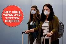 Yurt Dışından Türkiye'ye Giriş Yapanlara Bu Uygulama Yapılacak!