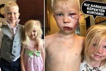 Altı Yaşındaki 'Süper Kahraman'