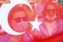 Azerbaycan'a Destek, Ermenistan'ı Protesto
