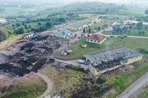 Havai fişek fabrikasındaki patlamada ölenlerin sayısı 7'ye yükseldi