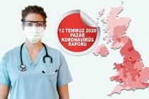 İngiltere'de Koronavirüsten Ölüm Rakamı 45 Bin Sınırında