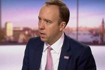 İngiltere Sağlık Bakanı Hancock, Avrupa'da 'ikinci dalga'ya dikkat çekti!