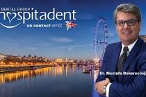 İngiltere'de Hospitadent'le Dişleriniz Daha Güvende Olacak