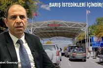 Kıbrıs Rum Kesimi, Yabancıların KKTC'ye Geçişine İzin Vermiyor