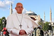 Papa Franciscus'tan 'Ayasofya' Açıklaması