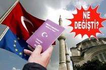 Avrupa Birliği Türk Vatandaşlarına Vize Vermiyor Mu?