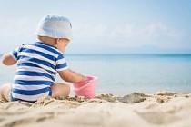 Bebeğinizi dört aydan önce denize sokmayın