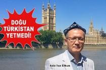 Çin'den, İngiltere'deki Uygur Türkleri'ne Tehdit!