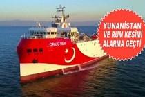 'Oruç Reis' Akdeniz'de Görev Yerinde