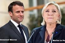 Aşırı Sağcı Le Pen'den, Macron'a Destek