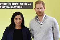 Biri Prens Harry'i Gözetliyor!