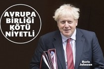 Boris Johnson, AB'yi 'Hizaya' Getiriyor