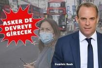 İngiliz Bakan 'Ulusal Karantina' İşareti Verdi