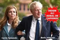 Boris Johnson, Çapkınlığını Osmanlı Dedesi Ali Kemal'e Bağladı