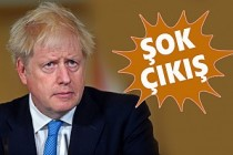 "Boris Johnson'a ""Yalancısın, İstifa Et"" Çağrısı"