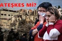 Ermenistan Sivilleri Füzeyle Vuruyor