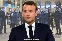 Fransa'da Sokağa Çıkma Yasağı Geliyor