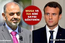 İngiliz Lord'dan Macron'a 'Hazreti Muhammed' Tepkisi