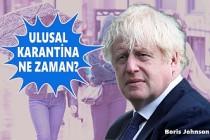 İngiltere Başbakanı Johnson'dan Karantinada 'Denge' Açıklaması