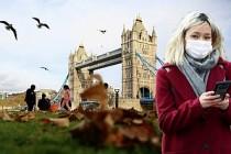 İngiltere'de Günde 100 Bin Kişi Virüs Kapıyor