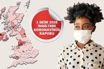 İngiltere'de Koronavirüs Vakası İlk Kez Bir Günde 10 Bini Aştı