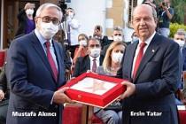 KKTC'de Cumhurbaşkanı Tatar Göreve Başladı