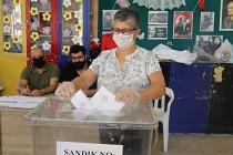 KKTC'de Halk, Cumhurbaşkanı Seçimi İçin Sandık Başında