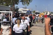 KKTC'de Kapalı Maraş bölgesi kısmen açıldı