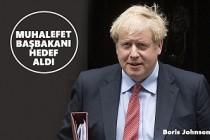 İngiltere Başbakanı Johnson Genel Karantina İçin Konuştu