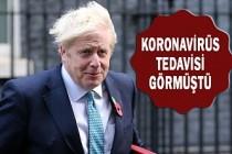 İngiltere Başbakanı Johnson Kendini İzole Etti