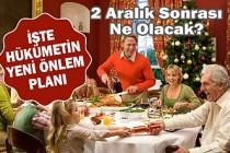 İngiltere'de 'Virüs'e Beş Gün 'Noel' Tatili!