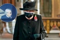Kraliçe Elizabeth Bu Defa Maske Taktı!