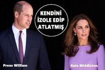 Prens William'ın Kovid-19 Testi Pozitif Çıktı