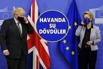 AB ile İngiltere'nin Maskeli Balosu