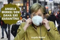 Almanya Koronavirüs Önlemlerini Sertleştiriyor