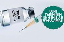 Aşı, İngiltere'de 50 Hastanede Başlıyor