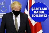 Boris Johnson Brüksel'de De İkna Edilemedi